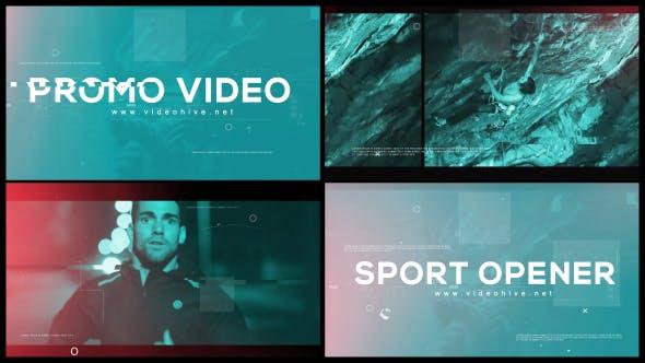 Videohive Sport Opener 20407809 Free Download