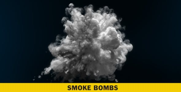 Smoke Bombs by dg3duy | VideoHive
