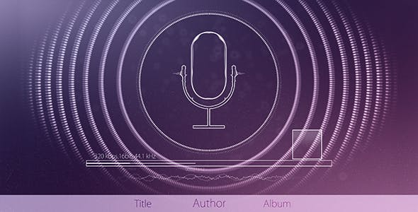 Equalizer Music Player iOS - Light by Scarletanation | VideoHive