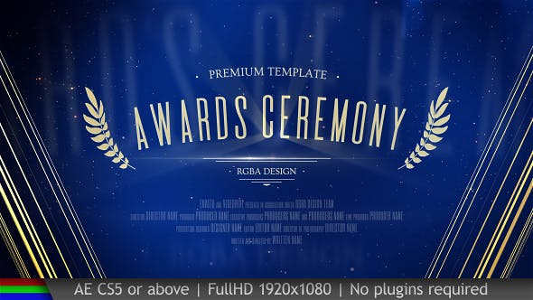 Videohive Awards 20645417 Free Download