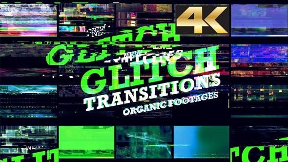 Glitch Transition 4K by GraysFX | VideoHive