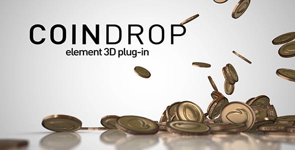 Coin Drop by edgandcos | VideoHive