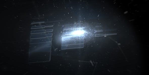 Videohive Tech Light – Constructs by Parts Free Download