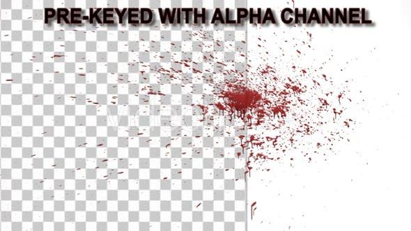 Practical Blood Splash by Fermu | VideoHive