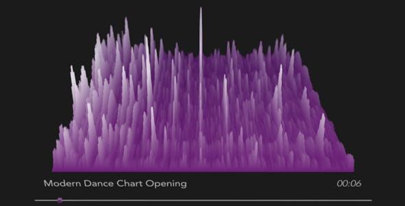 3D Audio Spectrum Visualizer by Light-Studio | VideoHive