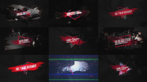 Videohive Wild Opener Free Download