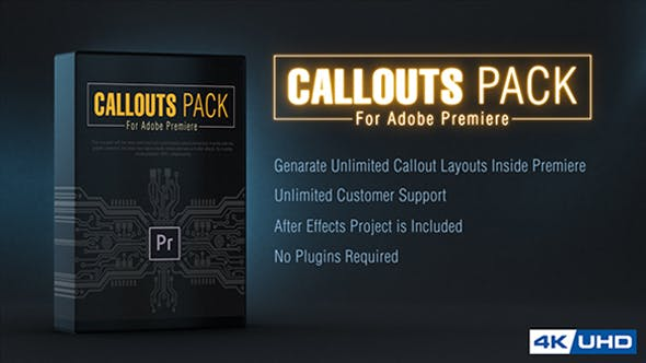 Callout Line Pack For Premiere by moti0nfx | VideoHive