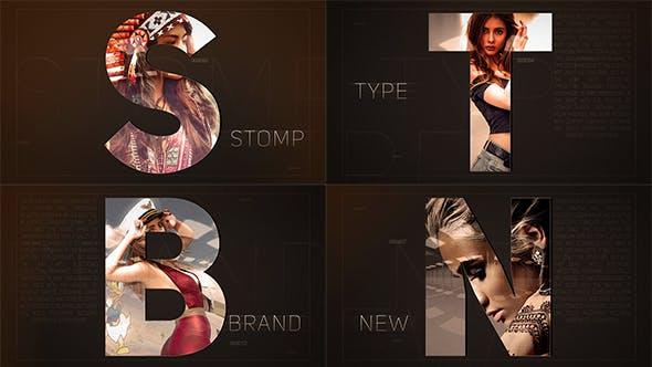 Videohive STOMP TYPE 21113258 Free