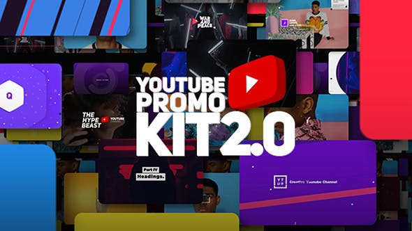 Youtube Promo Kit 2 0 by Pixrate | VideoHive