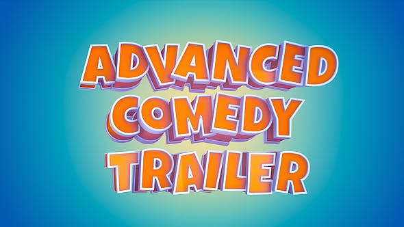 Advanced Comedy Trailer by SKY_motion | VideoHive
