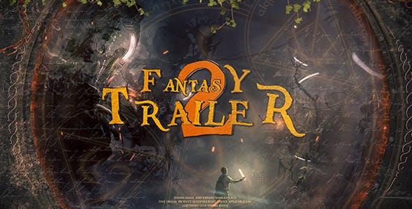 Videohive Fantasy Trailer 2 Free Download