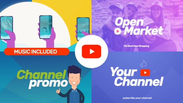 Broadcast Promo by ae-rocket | VideoHive