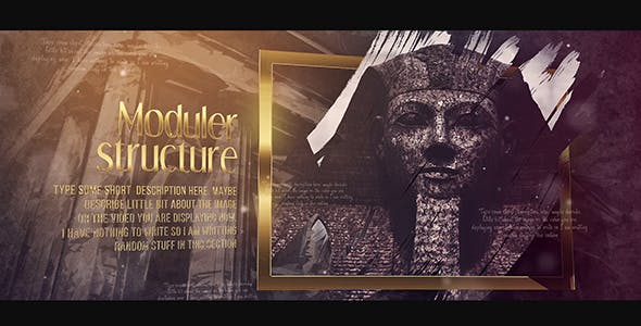Journey to History by Media_Stock | VideoHive