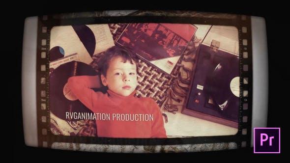 Filmstrip Slides - VideoHive product image