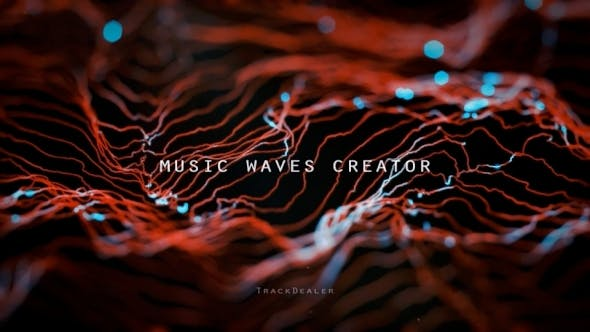 Music Waves Creator v1 1 by TrackDealer | VideoHive
