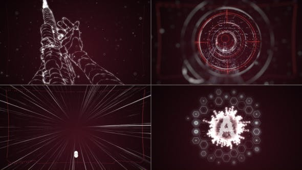 Gaming Intro  Shooter  by V_J   VideoHive