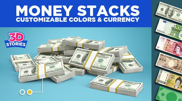 Videohive Money Free Download