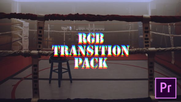 RGB Transitions Pack by _lexel_ | VideoHive