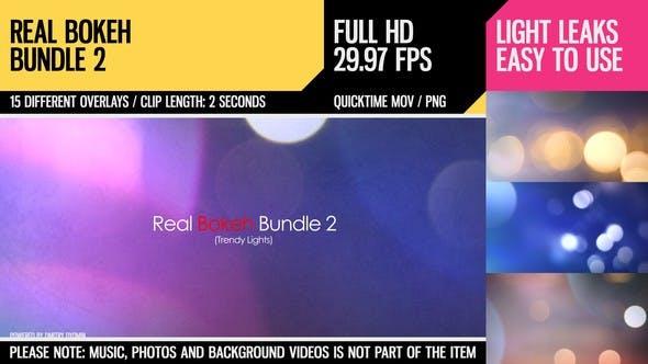 Real Bokeh Bundle 2 (Trendy Lights) by Dyomin | VideoHive