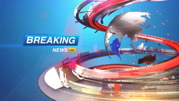 Breaking News Intro by newprod | VideoHive