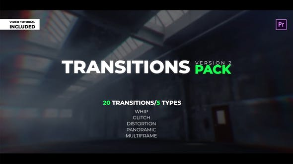 Transitions Pack V 2 by _Mirs_ | VideoHive