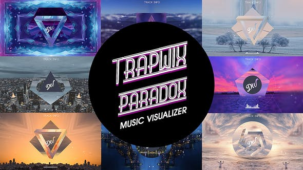 Video Effects & Stock Videos Trapcode Sound Keys