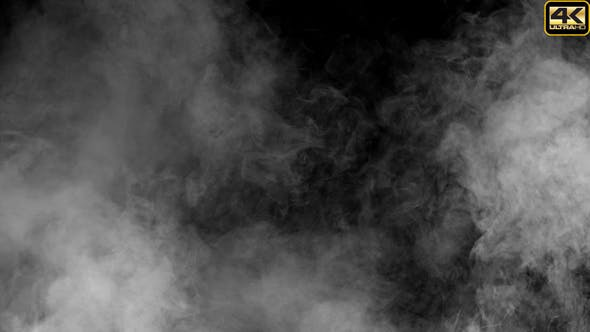 Cinematic Smoke Background Loop by MTzST   VideoHive