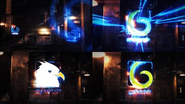Videohive Dark Urban Logo Reveal Free Download