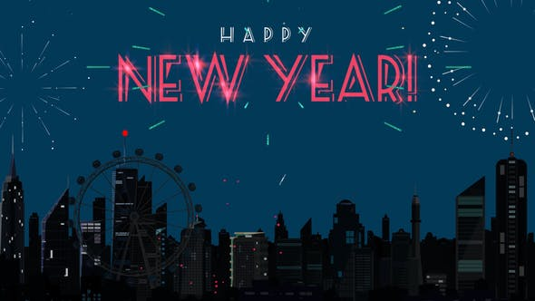 New Years Eve 2020 Nyc.Happy New Year 2020 By Steve314 Videohive