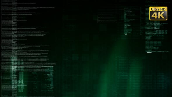 Cinematic Source Code Background Hud 02 By Damnwell Media Videohive
