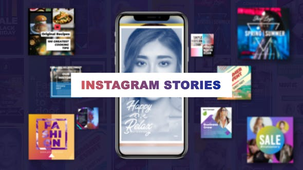 Stylish Insta Stories by iluzie | VideoHive