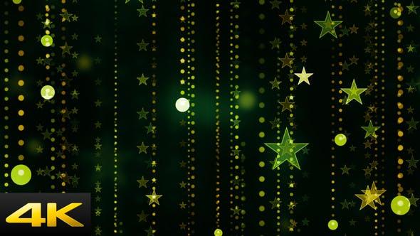 Celebration Stars Falling by FXBoxx | VideoHive