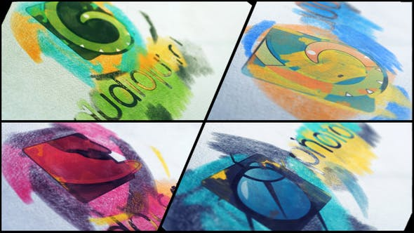 VIDEOHIVE PENCIL SKETCH LOGO Free Download – AE Template