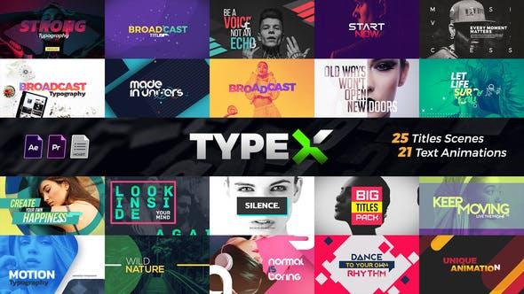Titles Premiere Pro by RoyalFX | VideoHive