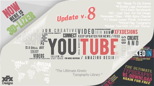 After Effects Intros & Openers from VideoHive