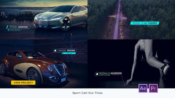 Sport Call-Out Titles by George_Fx | VideoHive