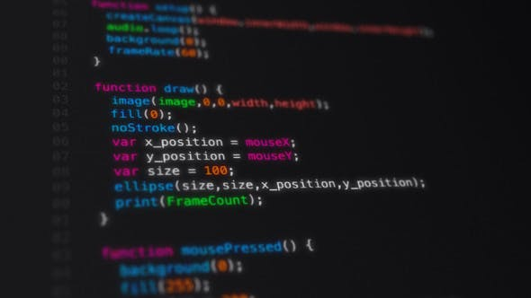 Source Code Editor by uniquefx | VideoHive