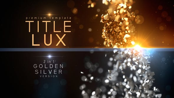 Videohive Title Lux Free Download