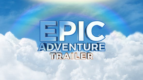 Videohive Epic Adventure Trailer Free Download