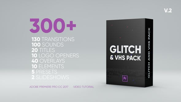 Glitch Pack by refreim | VideoHive