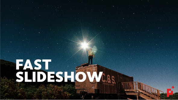 Fast Slideshow - VideoHive product image