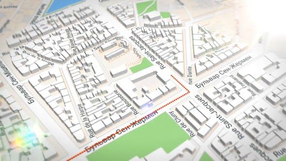 3d Map Generator by vitalik-videohive | VideoHive