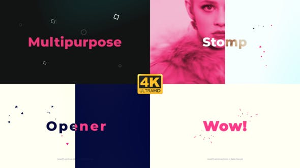 Videohive Stomp Opener 22712347 Free Download