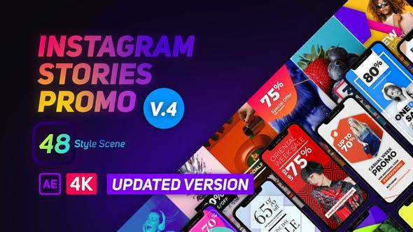 Instagram Stories Promo