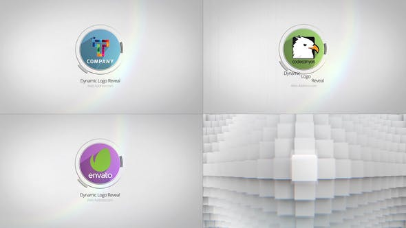 Videohive Clean Corporate Logo Reveal 22806865 Free Download