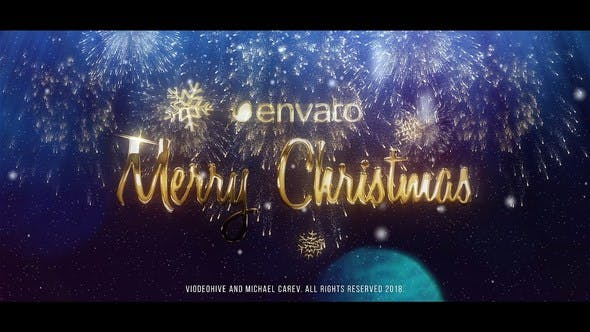 Magic Christmas Wishes by MichaelCarev | VideoHive