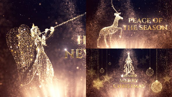 Videohive – Christmas Greetings 22866219 Free