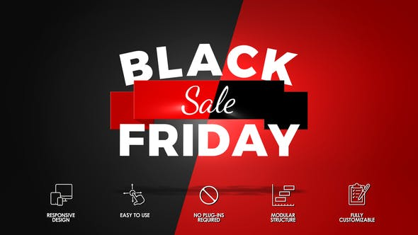 Black Friday Commercial By Headfish Videohive