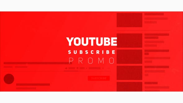 Youtube Subscribe Promo by iamtarazz   VideoHive