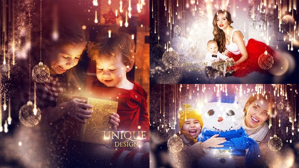 Videohive – Christmas Slideshow 22873903 Free